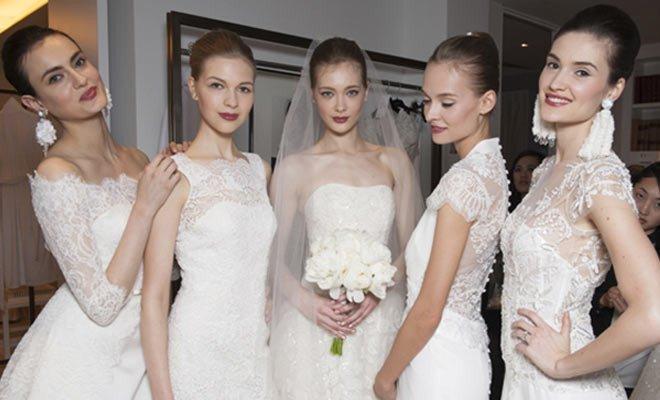 Bridal Fashion Week 2015 Bridal Fashion Week Spring