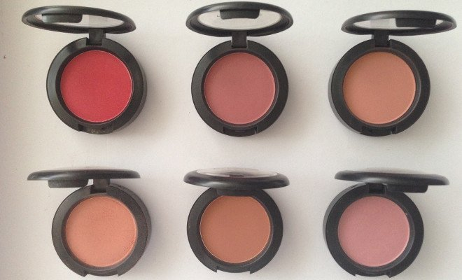 Top 6 Blushes From Mac For Arab Skin Photos Amp Swatches