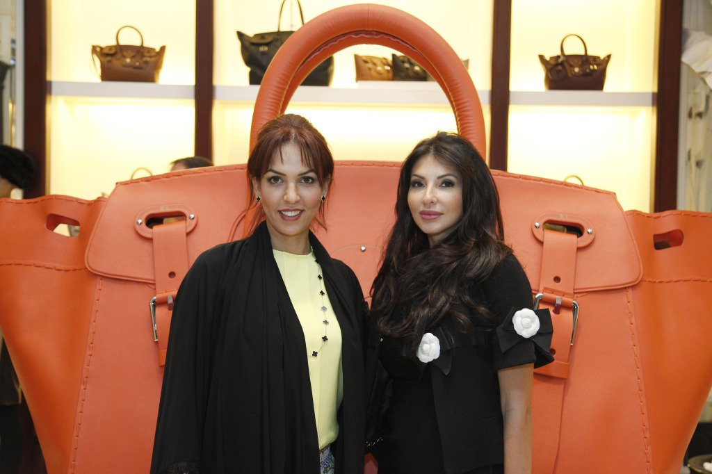 Nafissa Khoory and Maria Buzaianu
