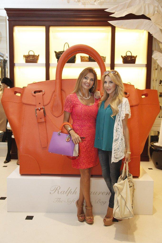 Rasha Shaar and Nina Zadania