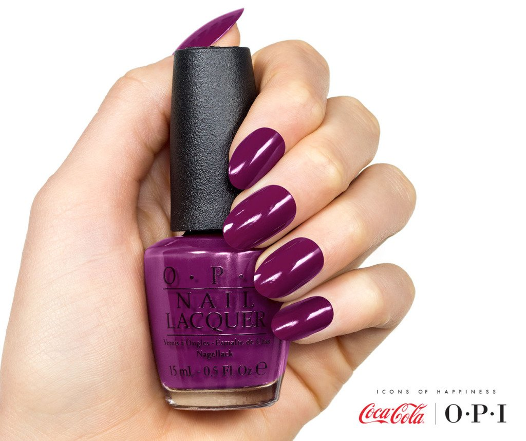 OPI Partners With The Coca-Cola Company To Release Limited Edition ...