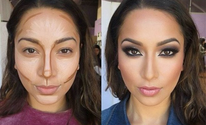 Dress Your Face's 10 Steps to Highlight & Contour – SaudiBeauty Blog