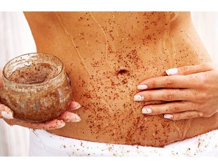 Coffee+and+Oatmeal+Body+Scrub+Do+It+Yourself