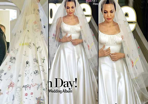 They did it again brangelina adopt syrian orphan baby angelina jolie wedding dress beautiful ccuart Choice Image