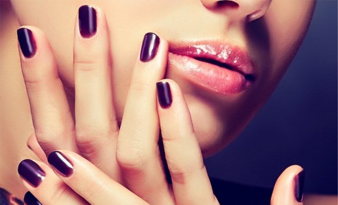Shellac Gel Manicure – Is It Safe? – SaudiBeauty Blog