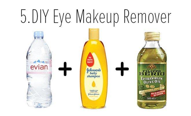 Diy How To Make Your Own Eye Makeup Remover Saudibeauty Blog