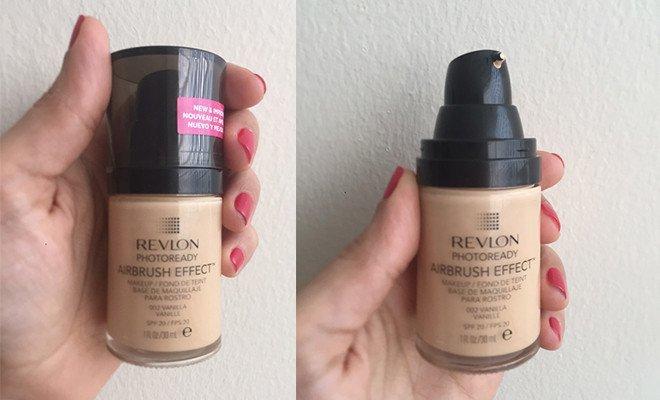 Makeup Revlon Photoready. Makeup Revlon Photoready. Revlon Photoready Airbrush Effect Foundation Review Saudibeauty ...