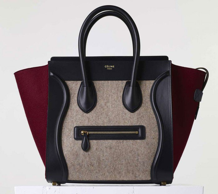 Celine-Mini-Luggage-Tote-Tricolor-700x624