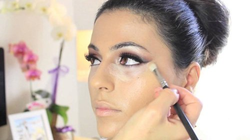 Easy-Wedding-Makeup-Tutorial