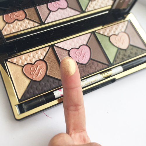 Too Faced Passionately Pretty Eye Shadow Palette Review ...