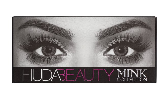 huda beauty mink lashes